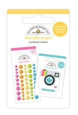 DOODLEBUG cute & crafty: doodle minis doodle-pops
