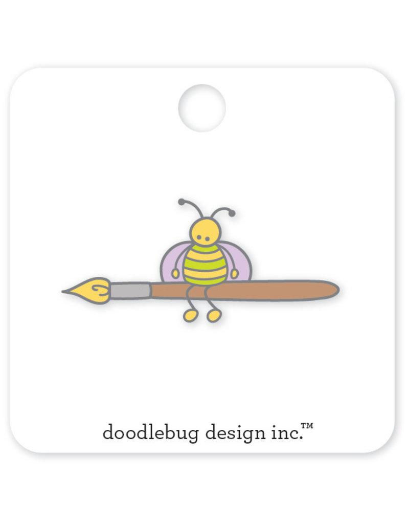 DOODLEBUG cute & crafty: doodlebug collectible pins