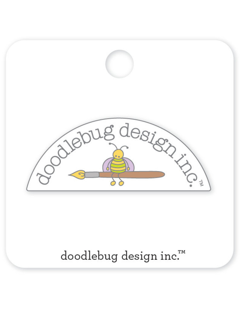 DOODLEBUG cute & crafty: doodlebug design collectible pins