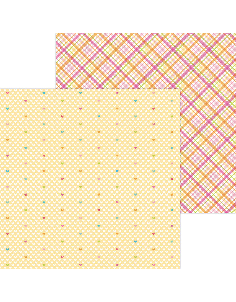 DOODLEBUG cute & crafty: love this double-sided cardstock