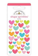 DOODLEBUG cute & crafty: love this! shape sprinkles