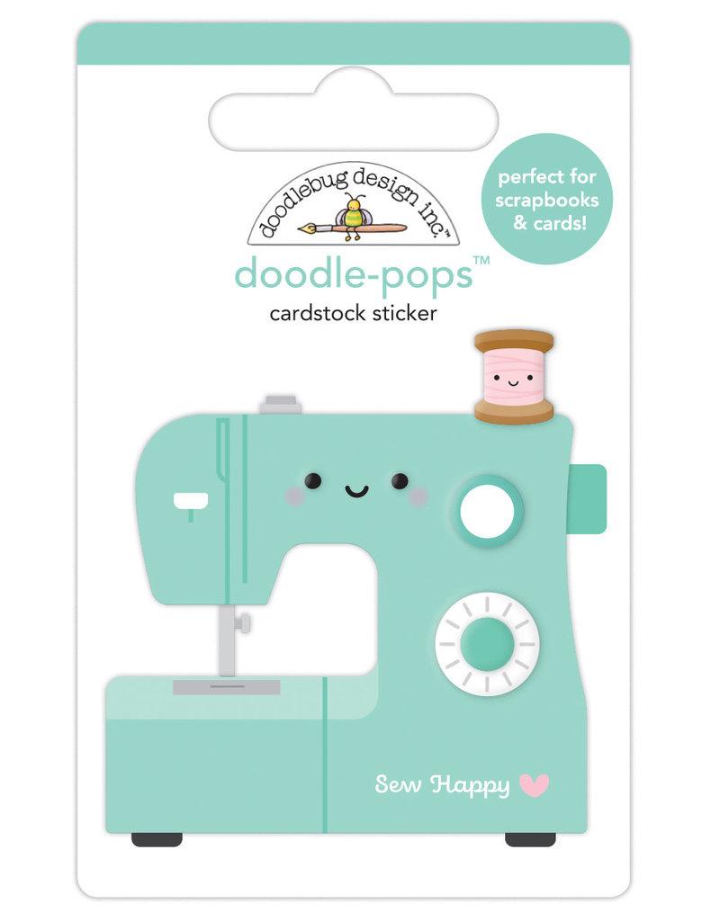 DOODLEBUG cute & crafty: sew happy doodle-pops