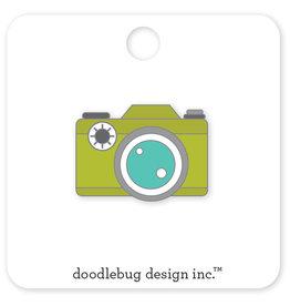 DOODLEBUG cute & crafty: shutterbug collectible pins