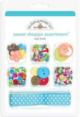 DOODLEBUG cute & crafty: tutti fruitti sweet shoppe assortment