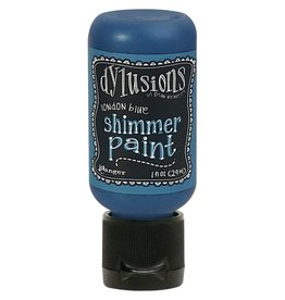 DYLUSIONS Dylusions Shimmer paint: London Blue