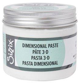 sizzix Effectz Dimensional Paste: White