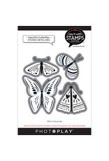 Photoplay Beautiful Butterflies Dies