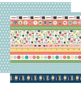 Carta Bella Craft & Create Paper: Border Strips