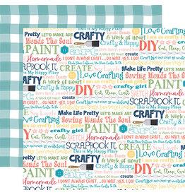Carta Bella Craft & Create Paper: Crafty & Happy