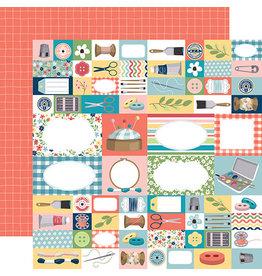 Carta Bella Craft & Create Paper: Handmade With Love