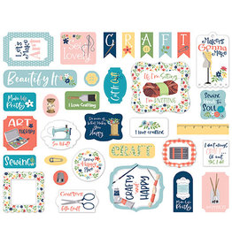 Carta Bella Craft & Create: Ephemera