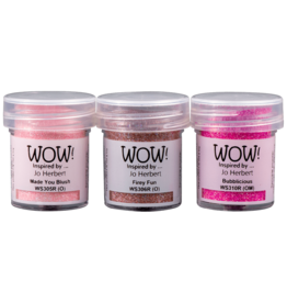 wow! Wow! Trio: Pink-a-licious