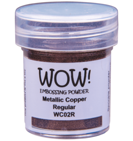 wow! Wow!Super Fine: Metallic Copper