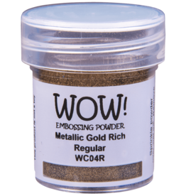 wow! Wow!Super Fine: Metallic Gold Rich