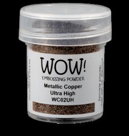 wow! Wow!Ultra High: Metallic Copper