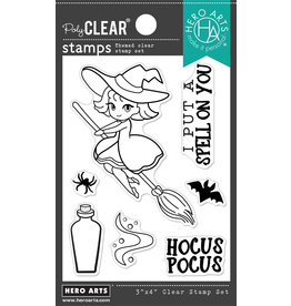 HERO ARTS Hocus Pocus Stamp