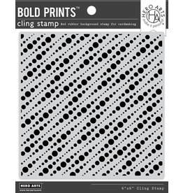 HERO ARTS String Dots Bold Prints