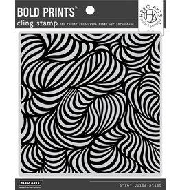 HERO ARTS Swirl Bold Prints