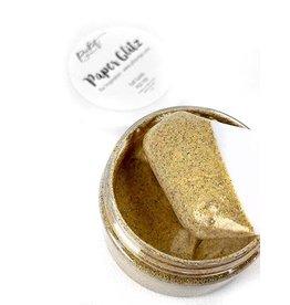 Picket Fence Paper Glitz: Fall Golds