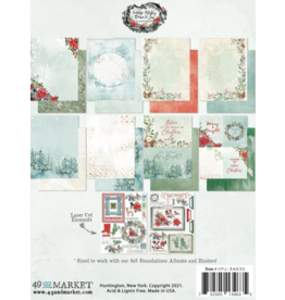 49 and Market Peace & Joy: 6x8 paper pack