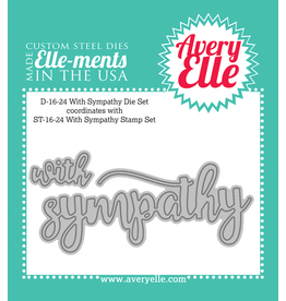 avery elle With Sympathy Dies