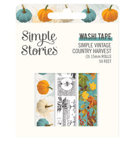 Simple Stories Simple Vintage Country Harvest - Washi Tape