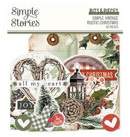 simple stories Simple Vintage Rustic Christmas -  Bits & Pieces