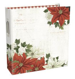 simple stories Simple Vintage Rustic Christmas - 6X8 SN@P! Binder
