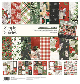 Simple Stories Simple Vintage Rustic Christmas - Collection Kit