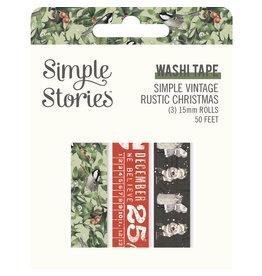 simple stories Simple Vintage Rustic Christmas - Washi Tape