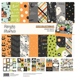 Simple Stories Spooky Nights - Collection Kit