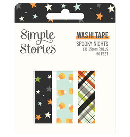 simple stories Spooky Nights - Washi Tape