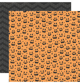 simple stories Spooky Nights Paper - Candy Inspector