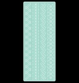 LDRS Background Stitched Slimline Dies II