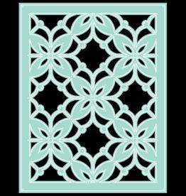 LDRS Modern Geometric A2 Coverplate I