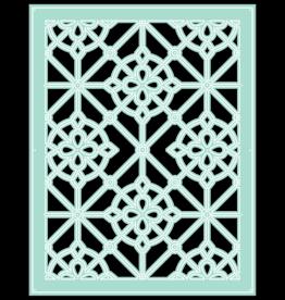 LDRS Modern Geometric A2 Coverplate II