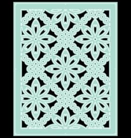 LDRS Modern Geometric A2 Coverplate III