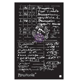 PRIMA MARKETING INC Finnabair Stencil: 6X9 Documented