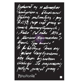PRIMA MARKETING INC Finnabair Stencil: 6X9 Ghostwriter