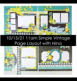 nina boettcher 10/15/21 Lemon Twist Layout w/ Nina