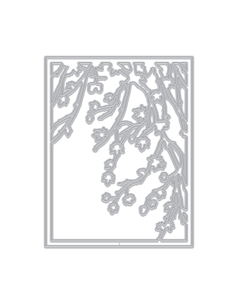 HERO ARTS Autumn Branches Cover Plate Die