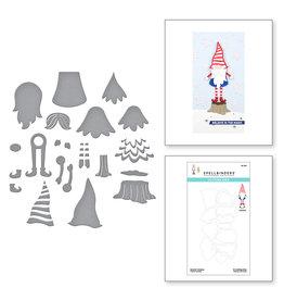 spellbinders Dancin' Gnome Die