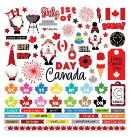 Photoplay Gnome Calendar: Element Sticker Canada