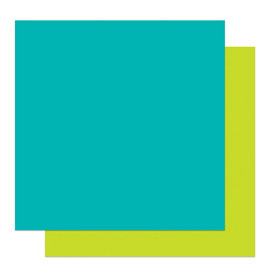 Photoplay Gnome Calendar: Solids + Teal/Lime Green