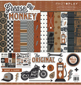 Photoplay Grease Monkey: Collection Pack