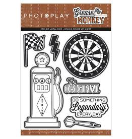 Photoplay Grease Monkey: Dies