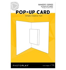 Photoplay Maker Series: POP-UP A2 Cards