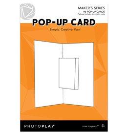 Photoplay Maker Series: POP-UP Mini Slim Cards
