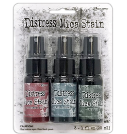Tim Holtz DISTRESS MICA STAIN HOLIDAY SET#1