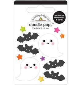 DOODLEBUG happy haunting: spook-tacular doodle-pops